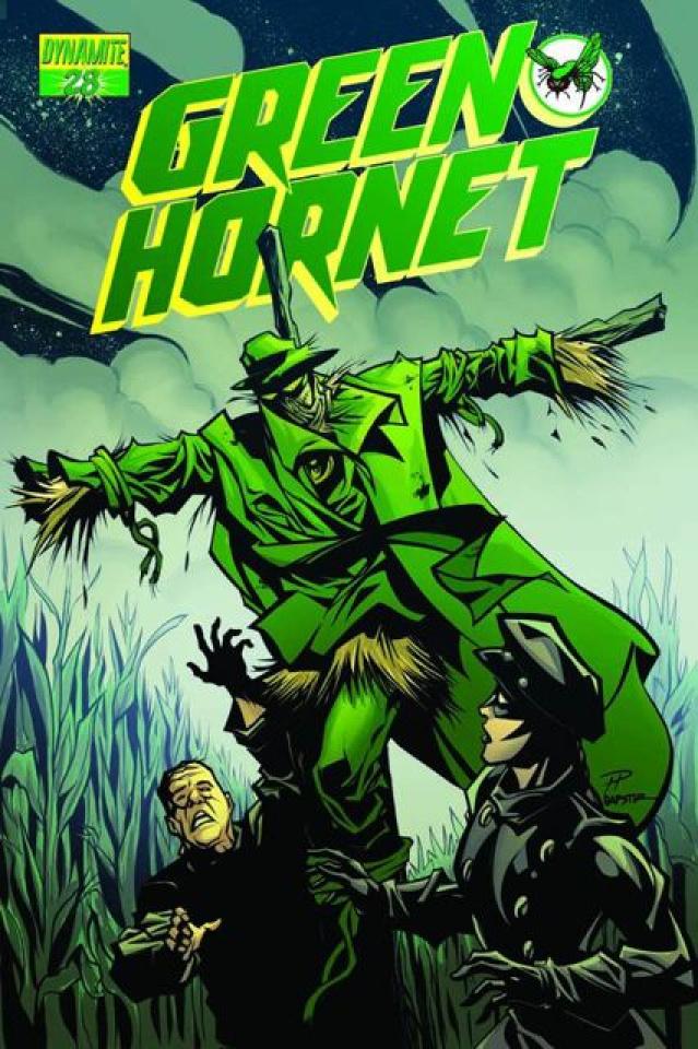 The Green Hornet #28