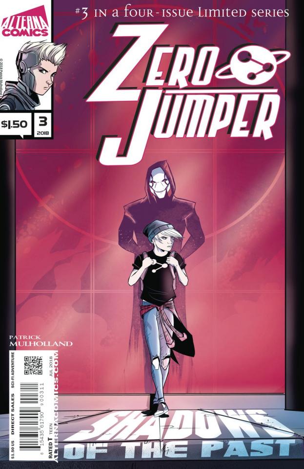 Zero Jumper #3