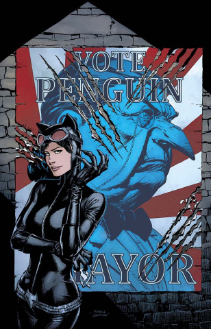 Catwoman: Election Night #1 (Variant Cover)