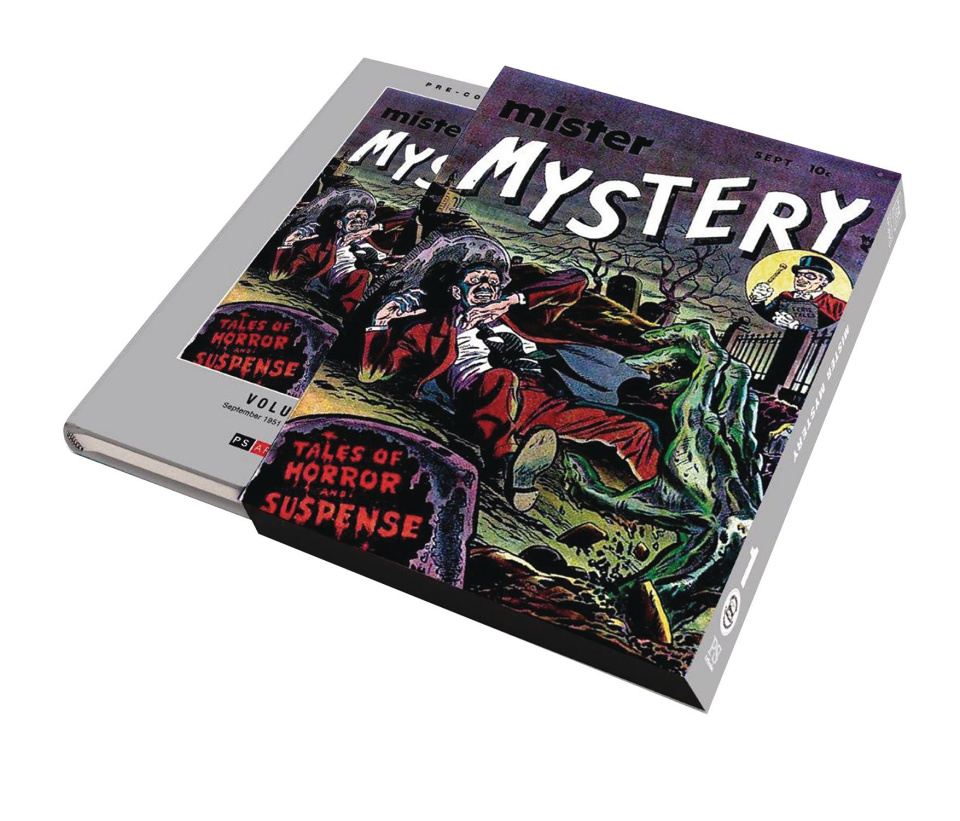 Mister Mystery Vol. 1 (Slipcase Edition)