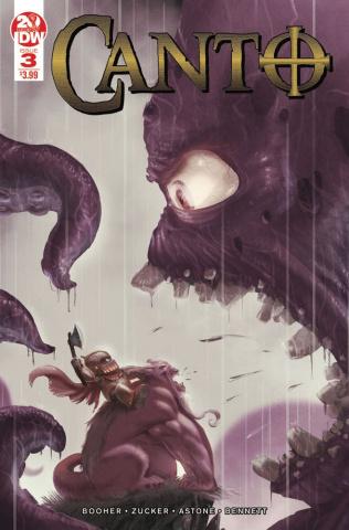 Canto #3 (2nd Printing)