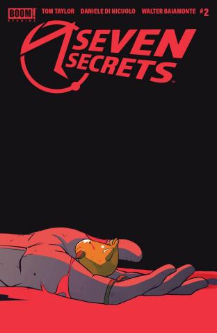 Seven Secrets #2 (2nd Printing)