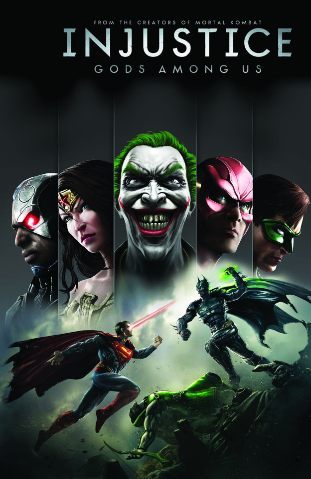 Injustice: Gods Among Us, Year One (Complete Collection)