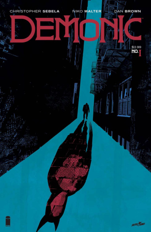 Demonic #1 (Walter & Brown Cover)