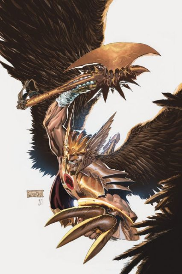 The Savage Hawkman #1