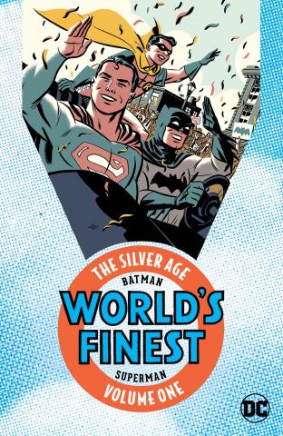 Batman & Superman in World's Finest Vol. 1: The Silver Age