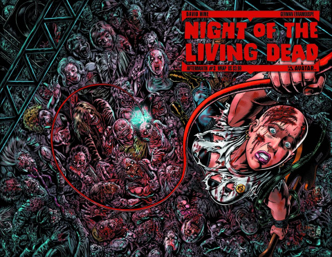 Night of the Living Dead: Aftermath #3 (Wrap Cover)