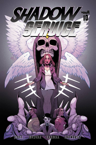 Shadow Service #10 (Howell Cover)