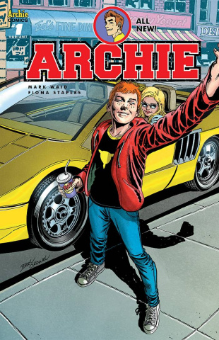 Archie #1 (Ordway Cover)
