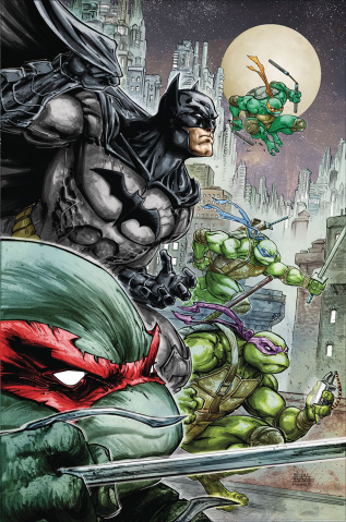 Batman / Teenage Mutant Ninja Turtles (Deluxe Edition)