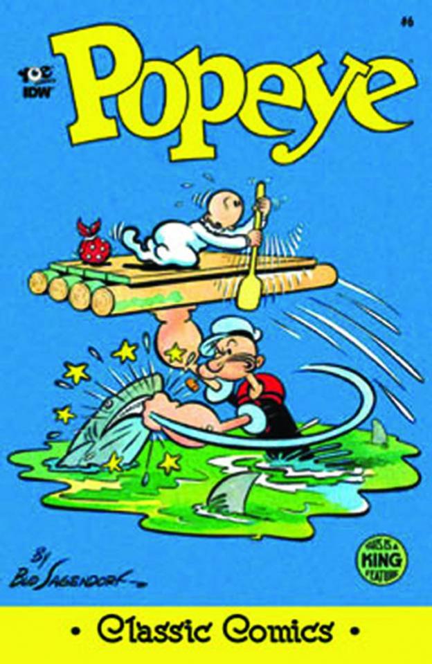 Classic Popeye #6