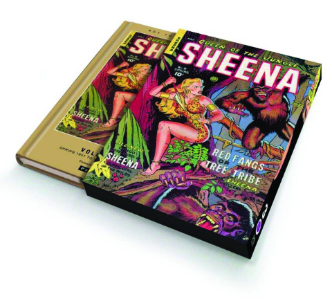 Sheena: Queen of the Jungle Vol. 3 (Slipcase Edition)