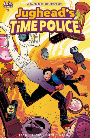 Jughead's Time Police #2 (Henderson Cover)