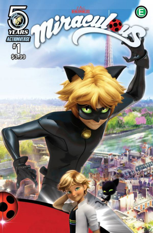 Miraculous #1 (Cover B)