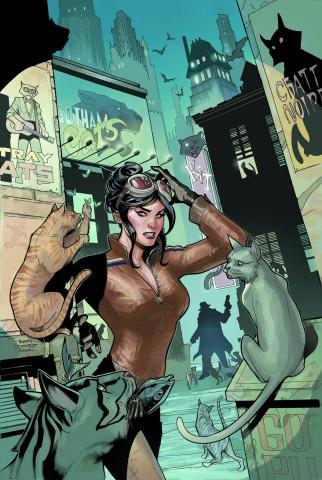 Catwoman #25: Zero Year
