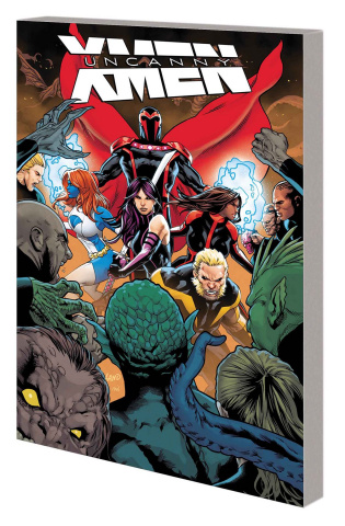 Uncanny X-Men Vol. 3: Waking from the Dream
