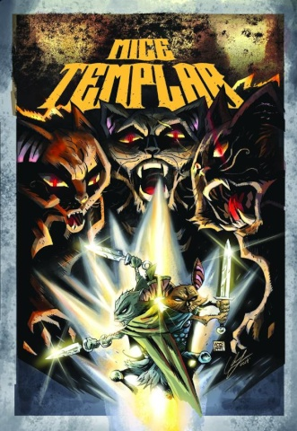 Mice Templar: The Legend #10 (Santos & Free Cover)