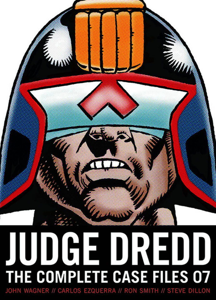 Judge Dredd: The Complete Case Files Vol. 7