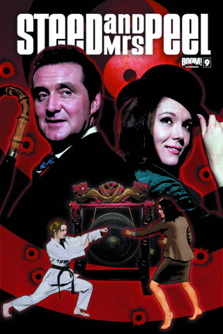 Steed and Mrs. Peel #9