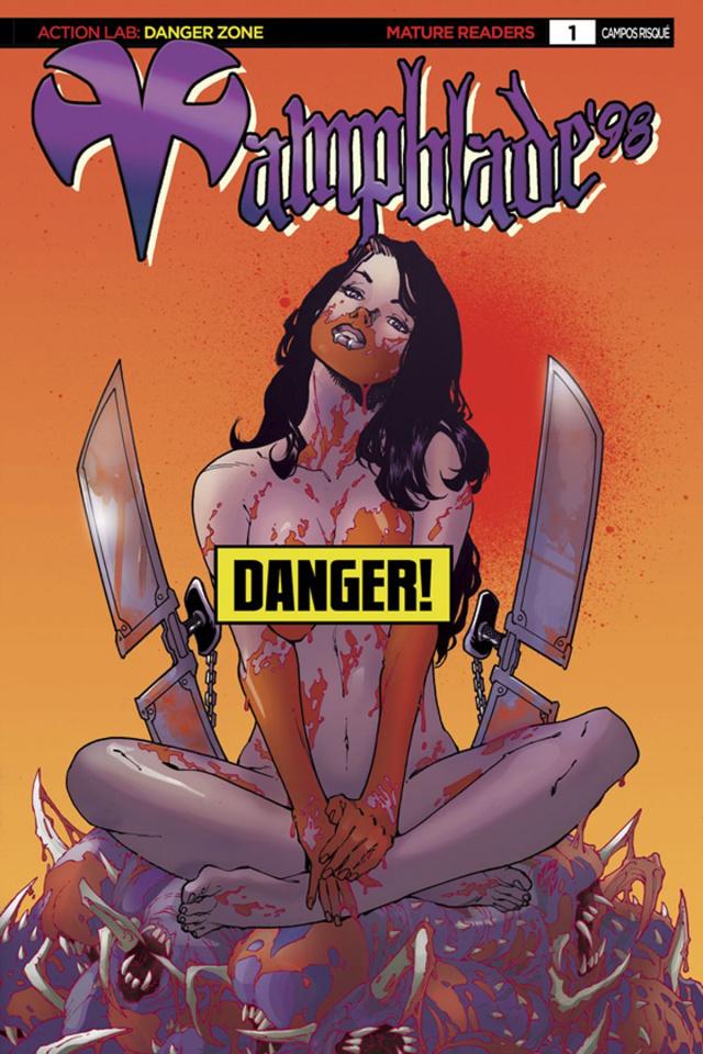 Vampblade '98 (Campos Risque Cover)