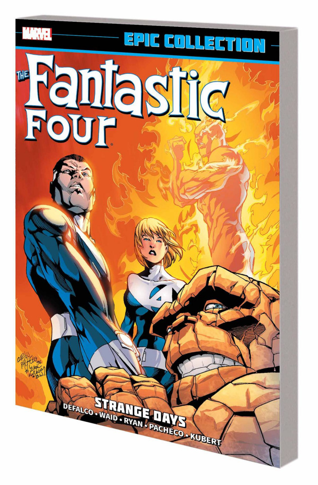 The Fantastic Four: Strange Days