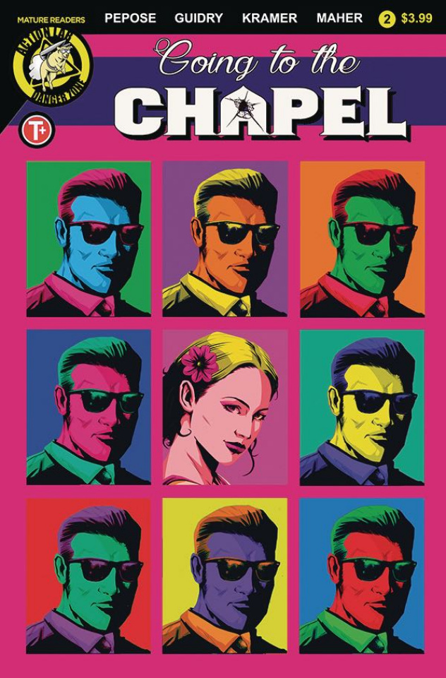 Going to the Chapel #2 (House Cover)