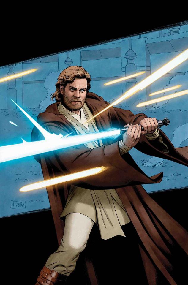 Star Wars: Age of Republic - Obi-Wan Kenobi #1