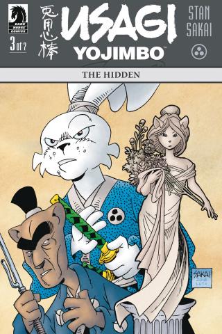 Usagi Yojimbo #3: The Hidden