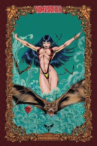 Vengeance of Vampirella #6 (50 Copy Deodato Icon Cover)
