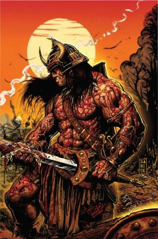 King Conan: The Scarlet Citadel #4