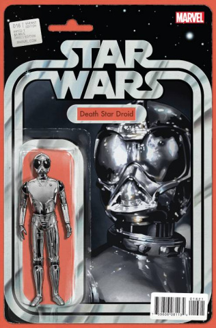 Star Wars #16 (Christopher Action Figure Cover)
