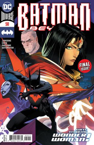 Batman Beyond #50 (Dan Mora Cover)