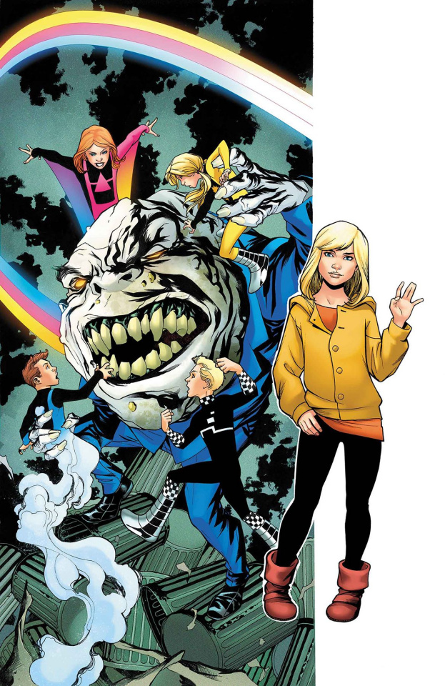 Power Pack #63: Legacy