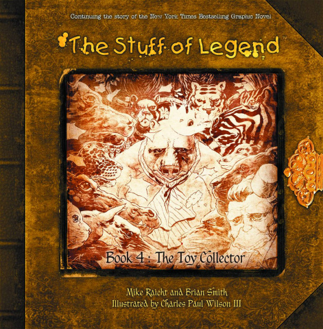 The Stuff of Legend Vol. 4: The Toy Collector