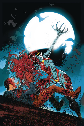 Death to the Army of Darkness #2 (20 Copy Gedeon Virgin Zombie Cover)