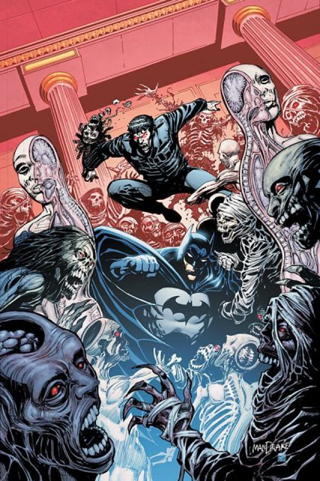 Batman vs. The Undead Collection