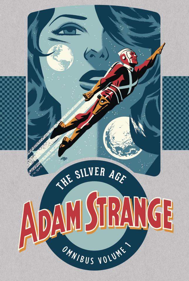 Adam Strange: The Silver Age Vol. 1 (Omnibus)