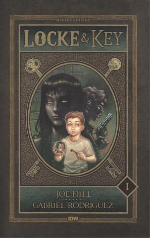 Locke & Key Vol. 1 (Master Edition)