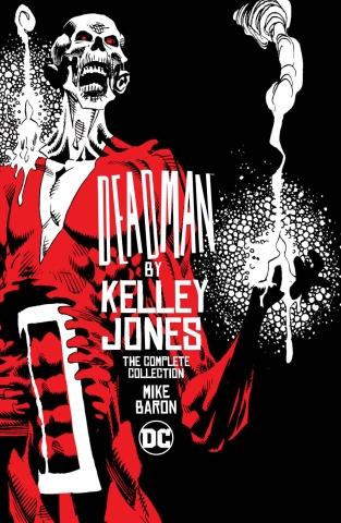 Deadman: Kelley Jones