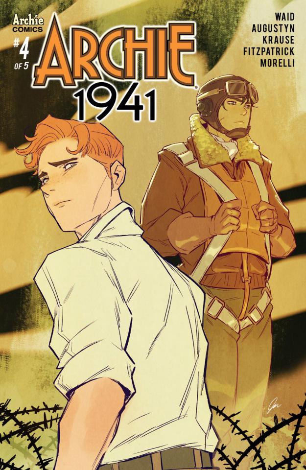 Archie: 1941 #4 (Lam Cover)