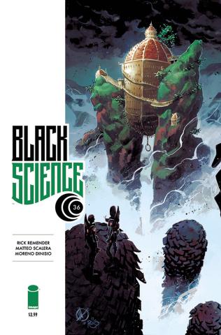Black Science #36 (Scalera & Dinisio Cover)