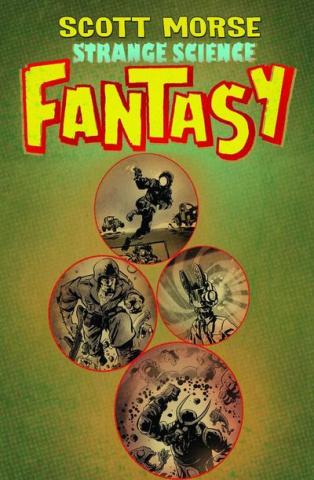 Strange Science Fantasy Vol. 1