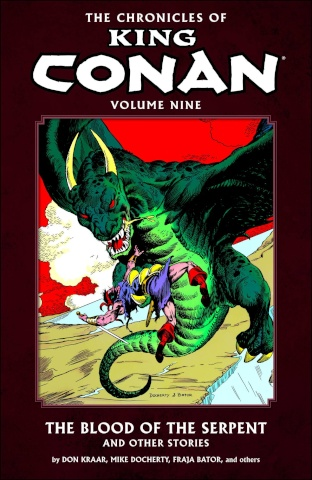 The Chronicles of King Conan Vol. 9: The Blood of the Serpent