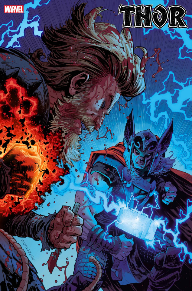 Thor #10 (Ottley Cover)