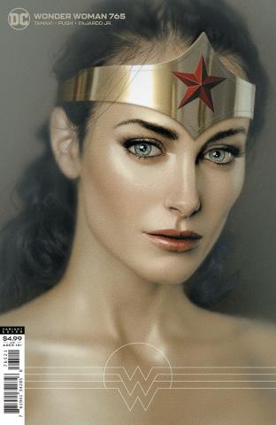 Wonder Woman #765 (Joshua Middleton Card Stock Cover)