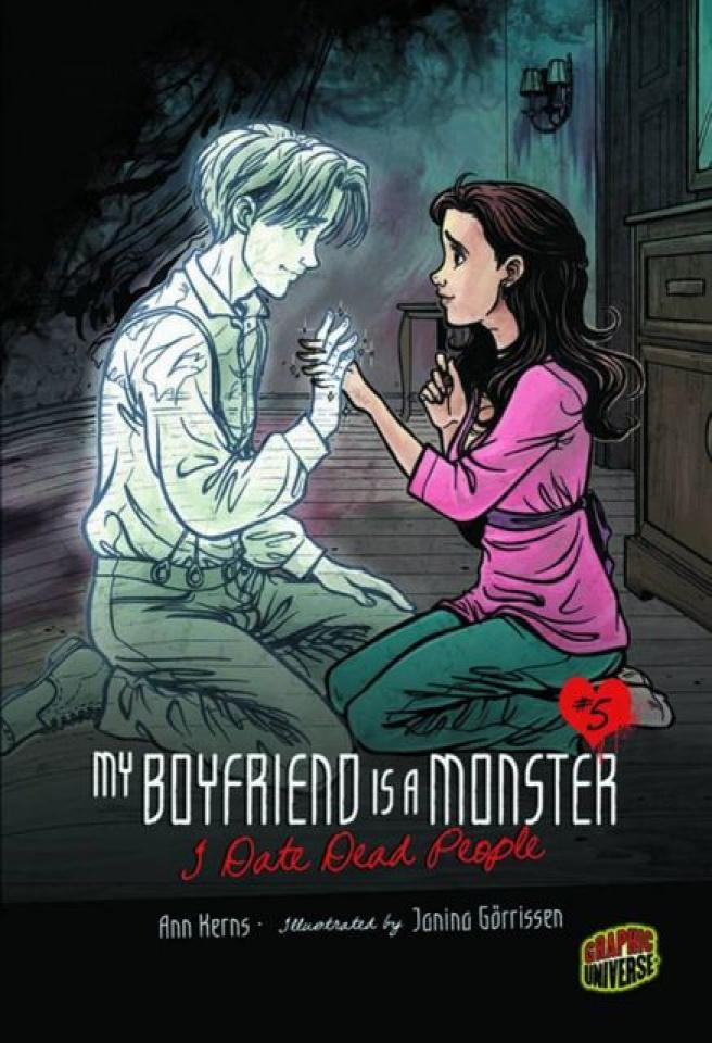 My Boyfriend is a Monster Vol. 5