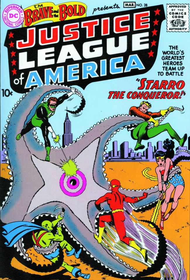 Justice League of America Vol. 1