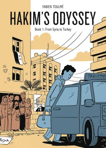 Hakim's Odyssey Book 1: From Syria to Turkey