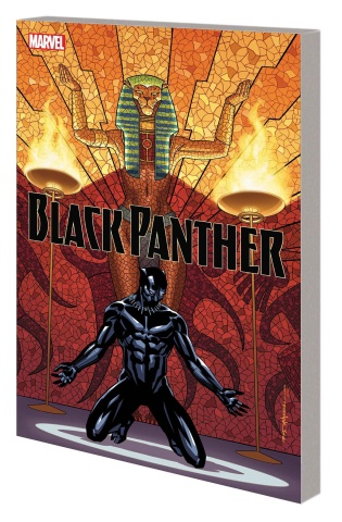 Black Panther Book 4: Avengers of the New World