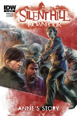 Silent Hill: Downpour - Anne's Story #4 (Subscription Cover)